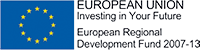European Regional Development Fund 2007-2013 logo
